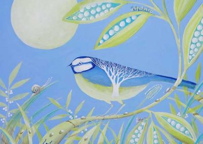 Birdsong March-