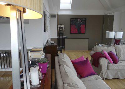 Interior  Design Notting Hill Penthouse